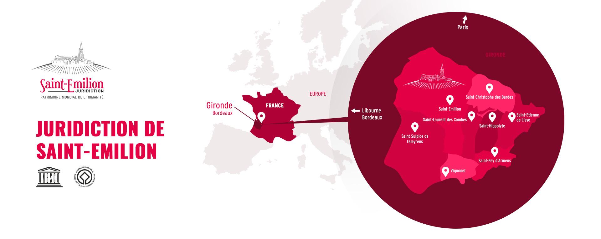 Carte Bordeaux Unesco.Accueil Association Juridiction De Saint Emilion