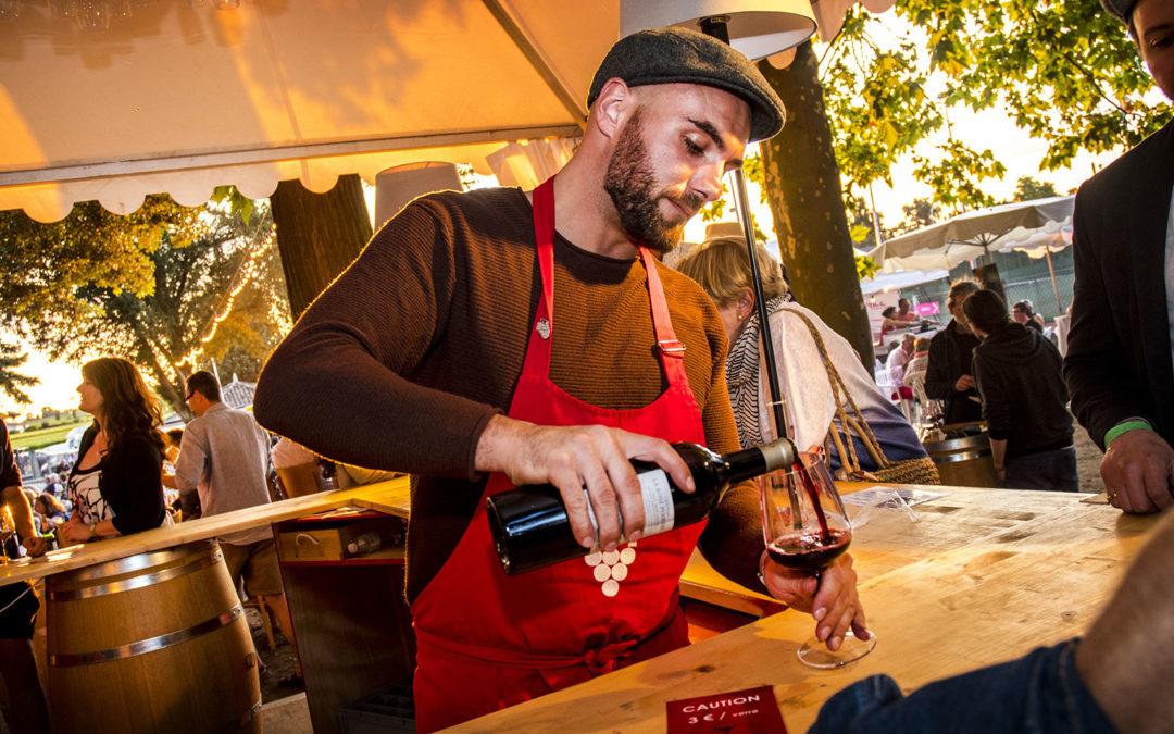 Saint-Emilion Fête le Vin